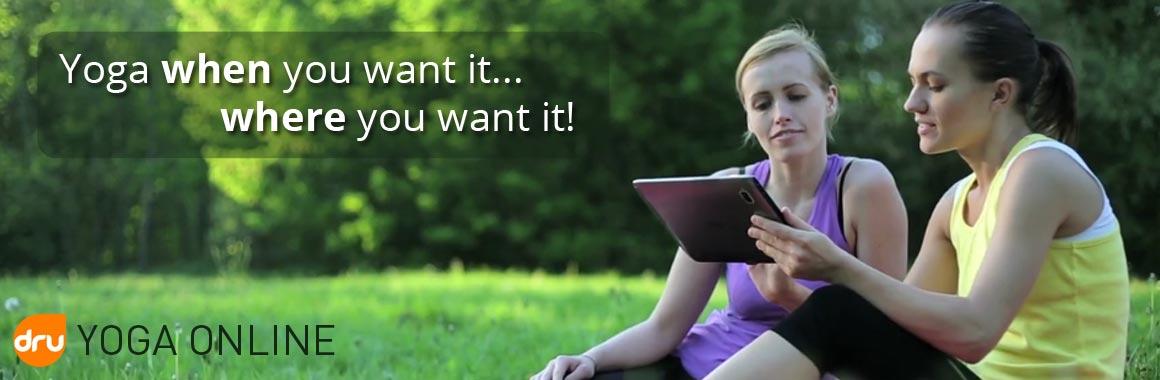 Dru Yoga Online
