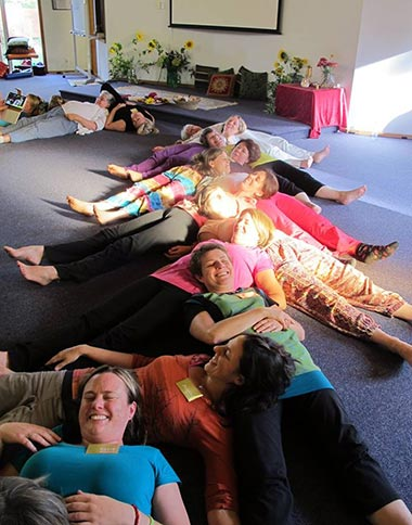 A fun variation on the classic Dru relaxation